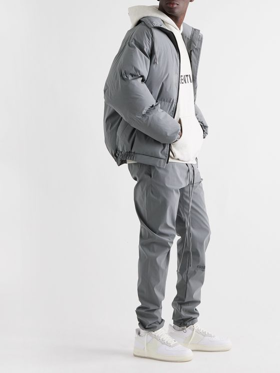 Fear of God Essentials Slim-Fit Reflective Shell Sweatpants