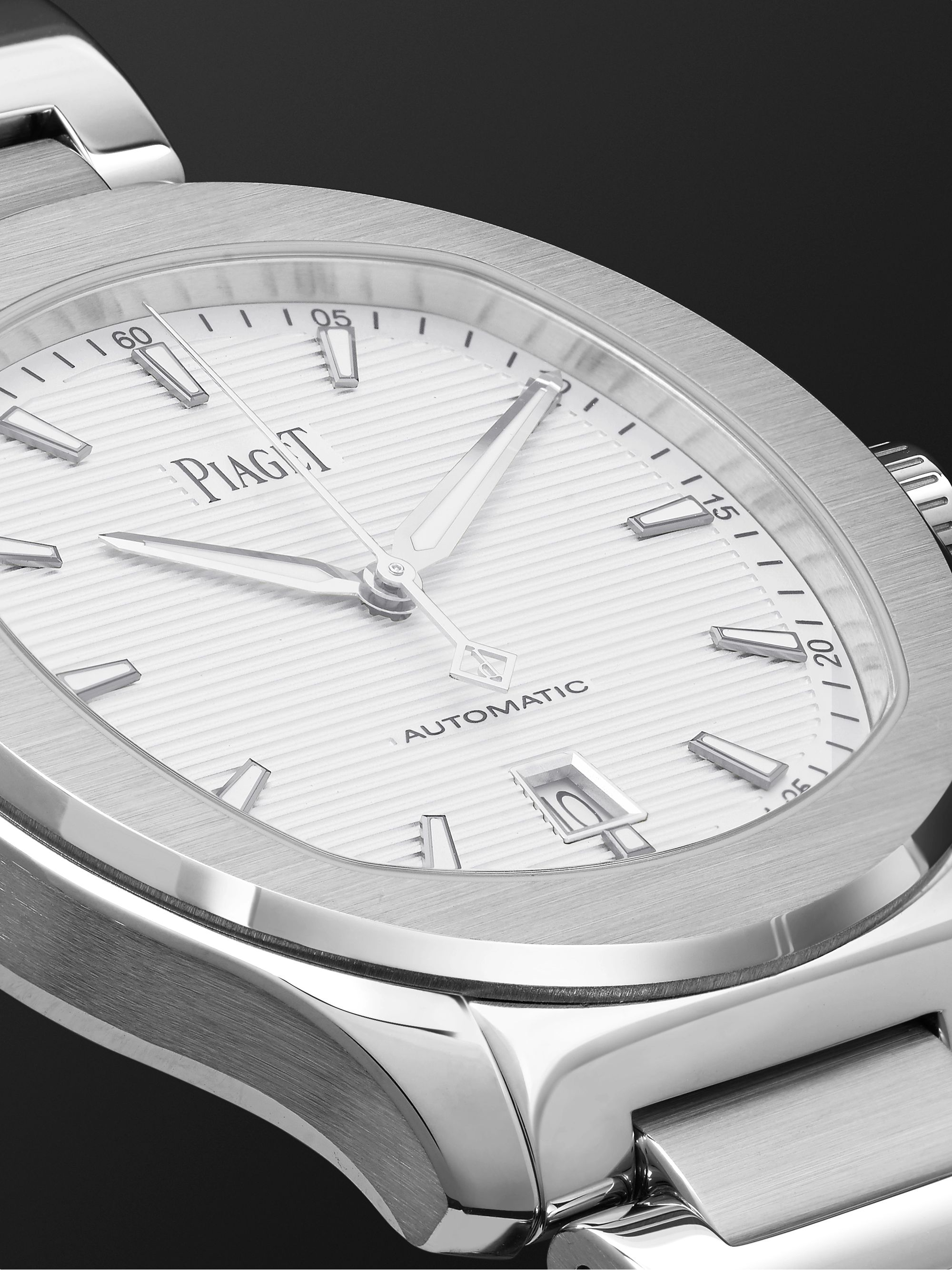 Piaget Polo S Automatic 42mm Stainless Steel Watch, Ref. No. G0A41001