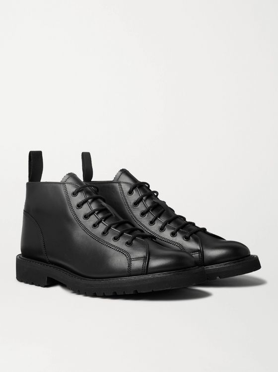Tricker's Ethan Leather Boots