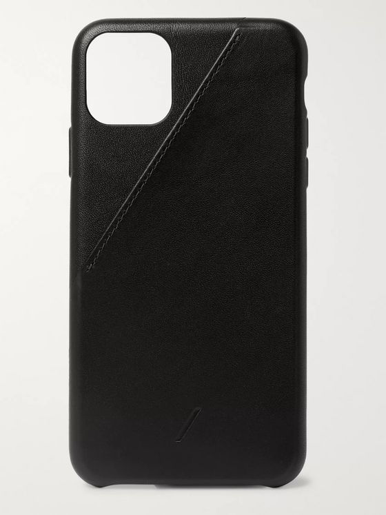 Native Union Clic Leather iPhone 11 Pro Max Case