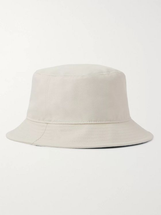 Acne Studios Cotton-Canvas Bucket Hat