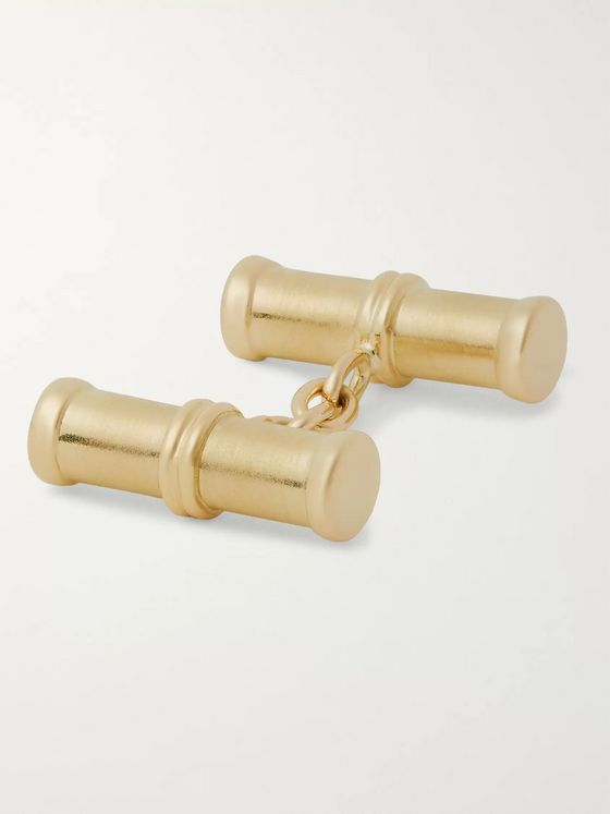 Trianon Gold Cufflinks