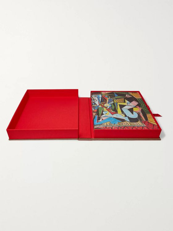 ASSOULINE Pablo Picasso: The Impossible Collection Hardcover Book