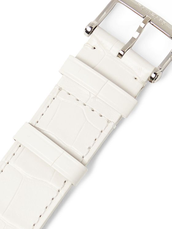 Tom Ford Timepieces Alligator Watch Strap