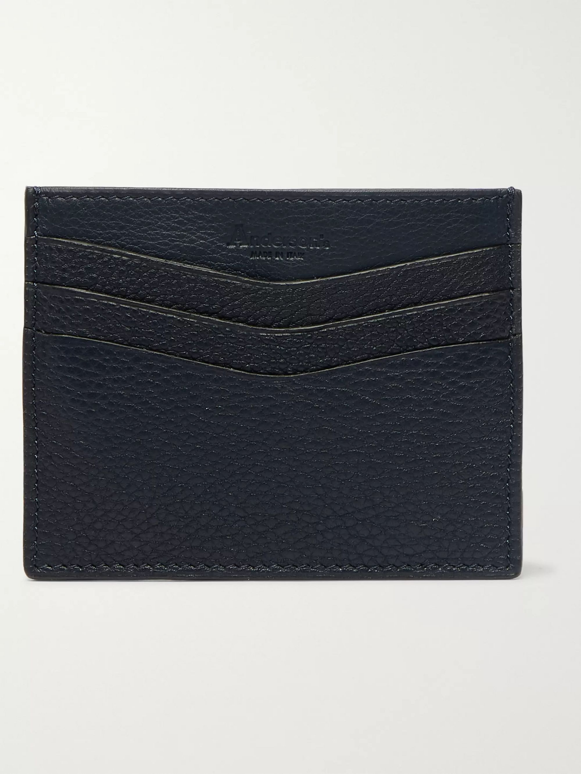 Full Grain Leather Cardholder by Anderson's