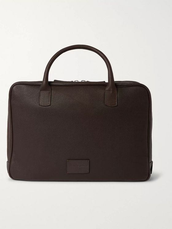 Anderson's Full-Grain Leather Briefcase