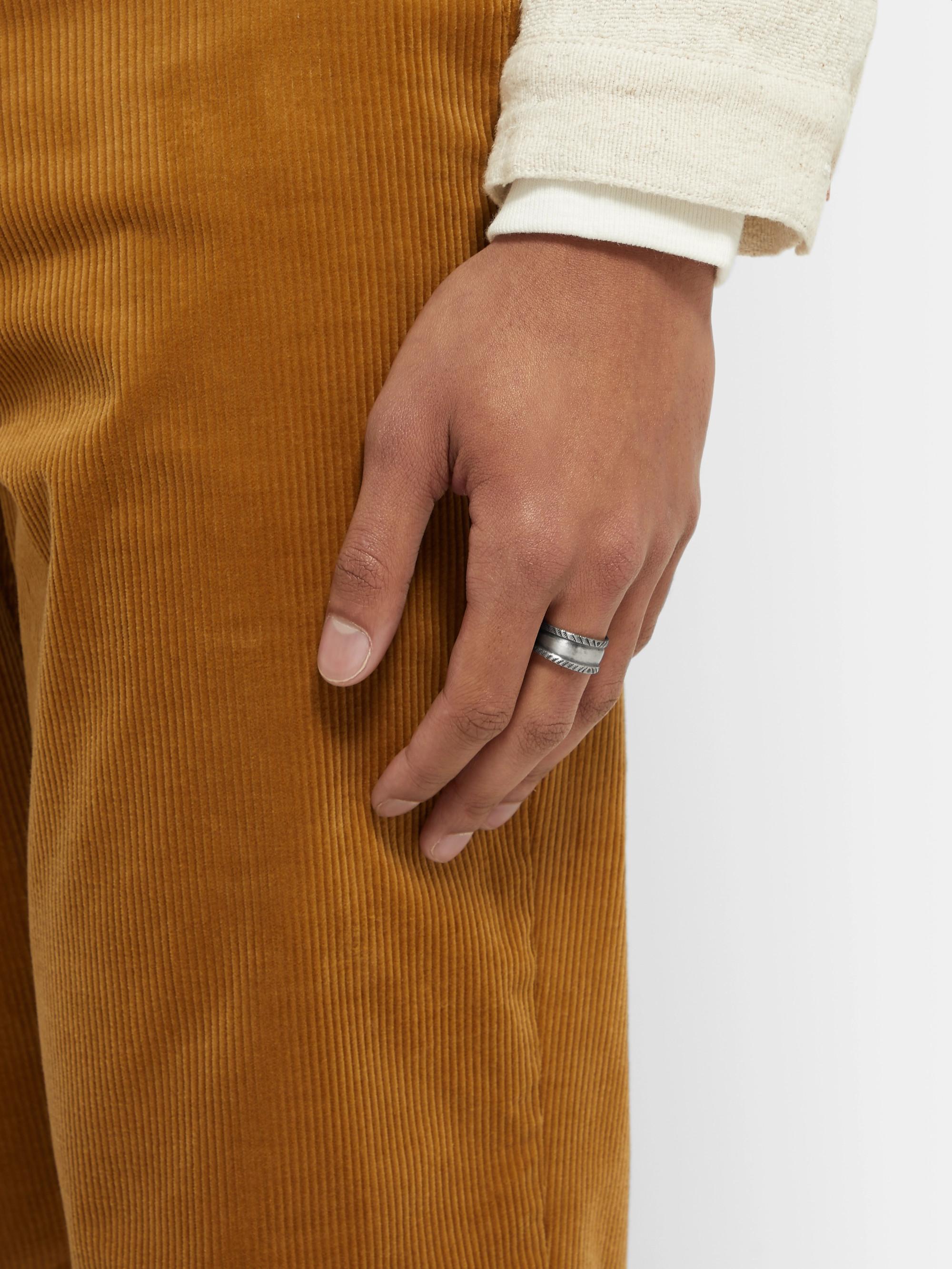 Peyote Bird Sterling Silver Ring