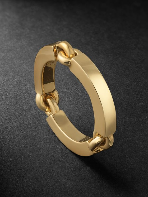 MAOR The Perihelion 18-Karat Gold Ring