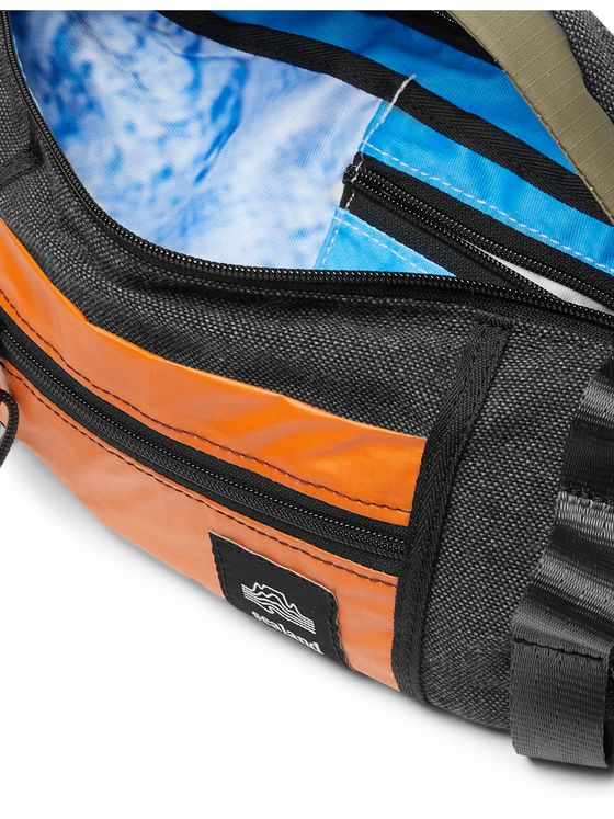 Sealand Gear Moon Canvas, Ripstop and Spinnaker Belt Bag