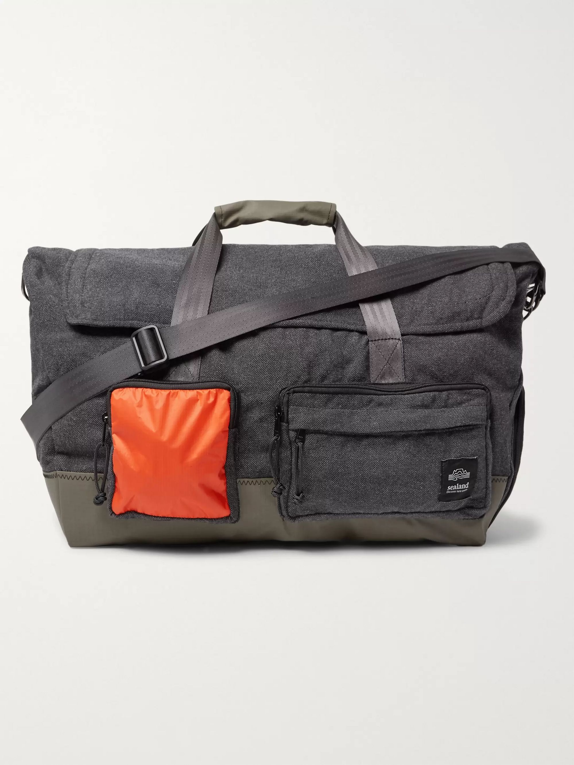 Sealand Gear Cotton-Canvas, Ripstop and Spinnaker Duffle Bag