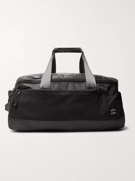 Sealand Gear Hero Canvas and Ripstop Duffle Bag