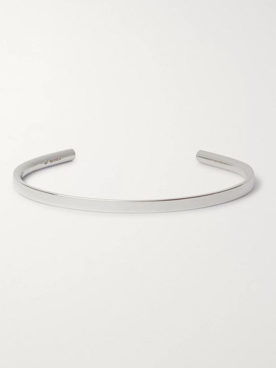 Alice Made This P4 Bancroft Sterling Silver Cuff