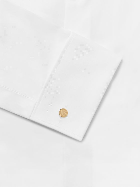 Alice Made This Dot Gold-Tone Cufflinks