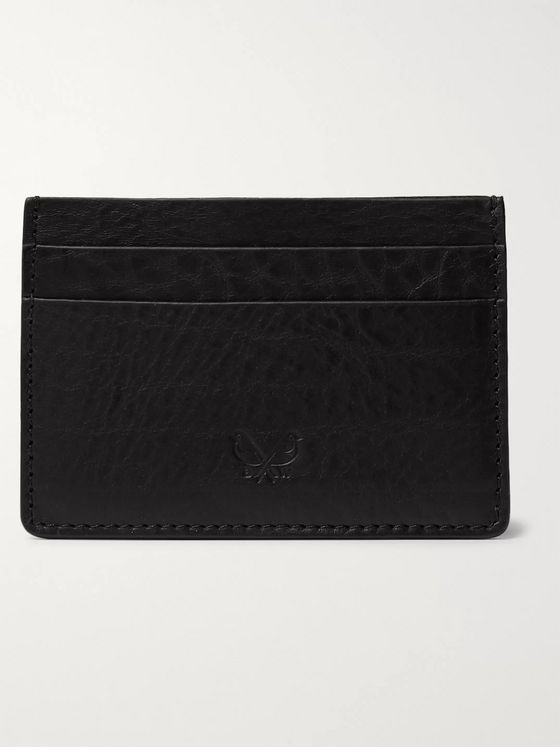 Bennett Winch Clerkenwell Leather Cardholder