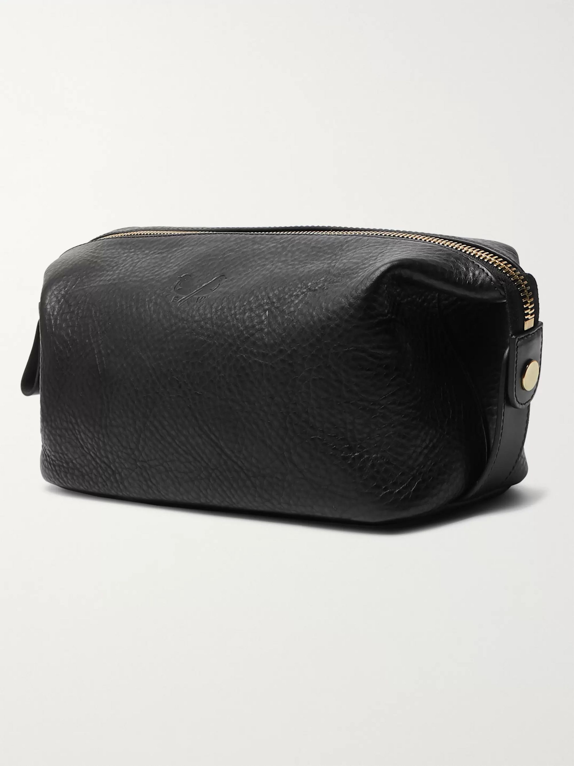 Bennett Winch Full-Grain Leather Wash Bag