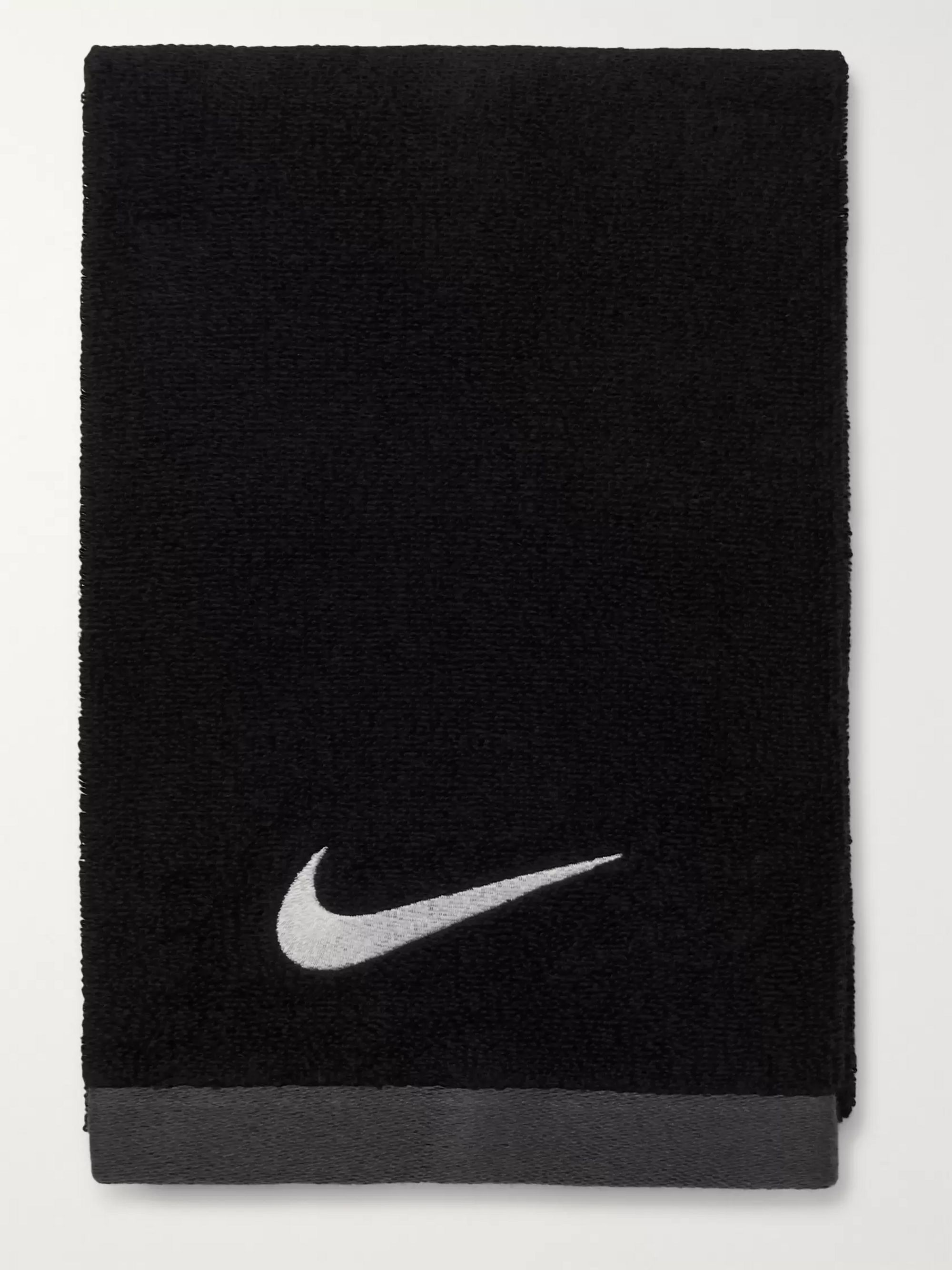 Nike Fundamental Cotton-Terry Towel