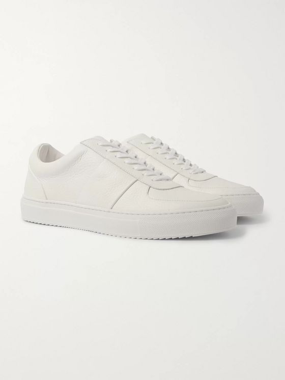 MR P. Larry Full-Grain Leather Sneakers