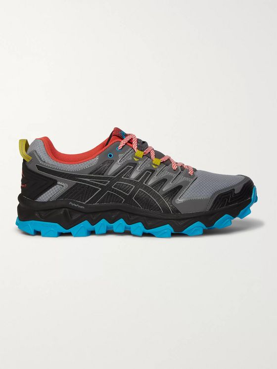 ASICS GEL-FUJITRABUCO 7 GORE-TEX, Mesh and Rubber Trail Running Sneakers