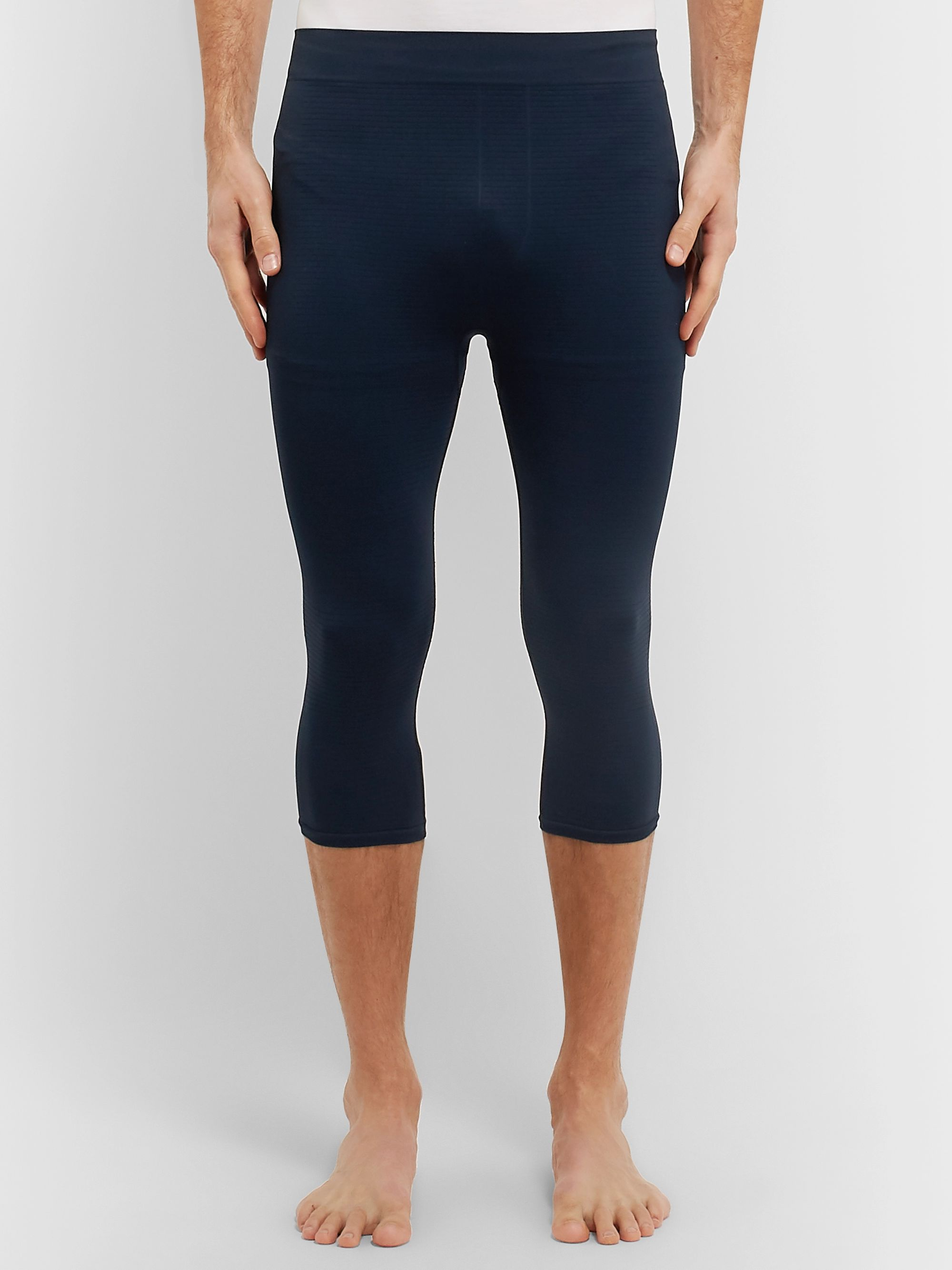 Fusalp Stretch-Jersey Thermal Ski Tights