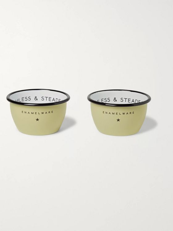 Best Made Company Seamless & Steadfast Enamel Bowls