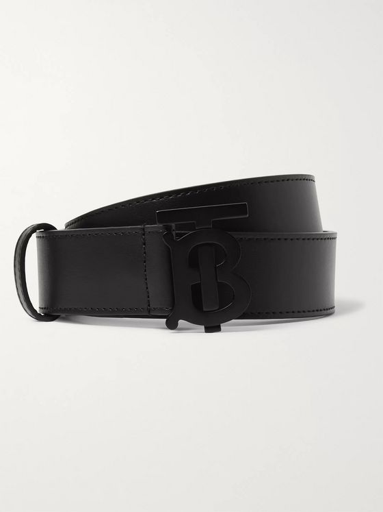 Burberry 3cm Leather Belt