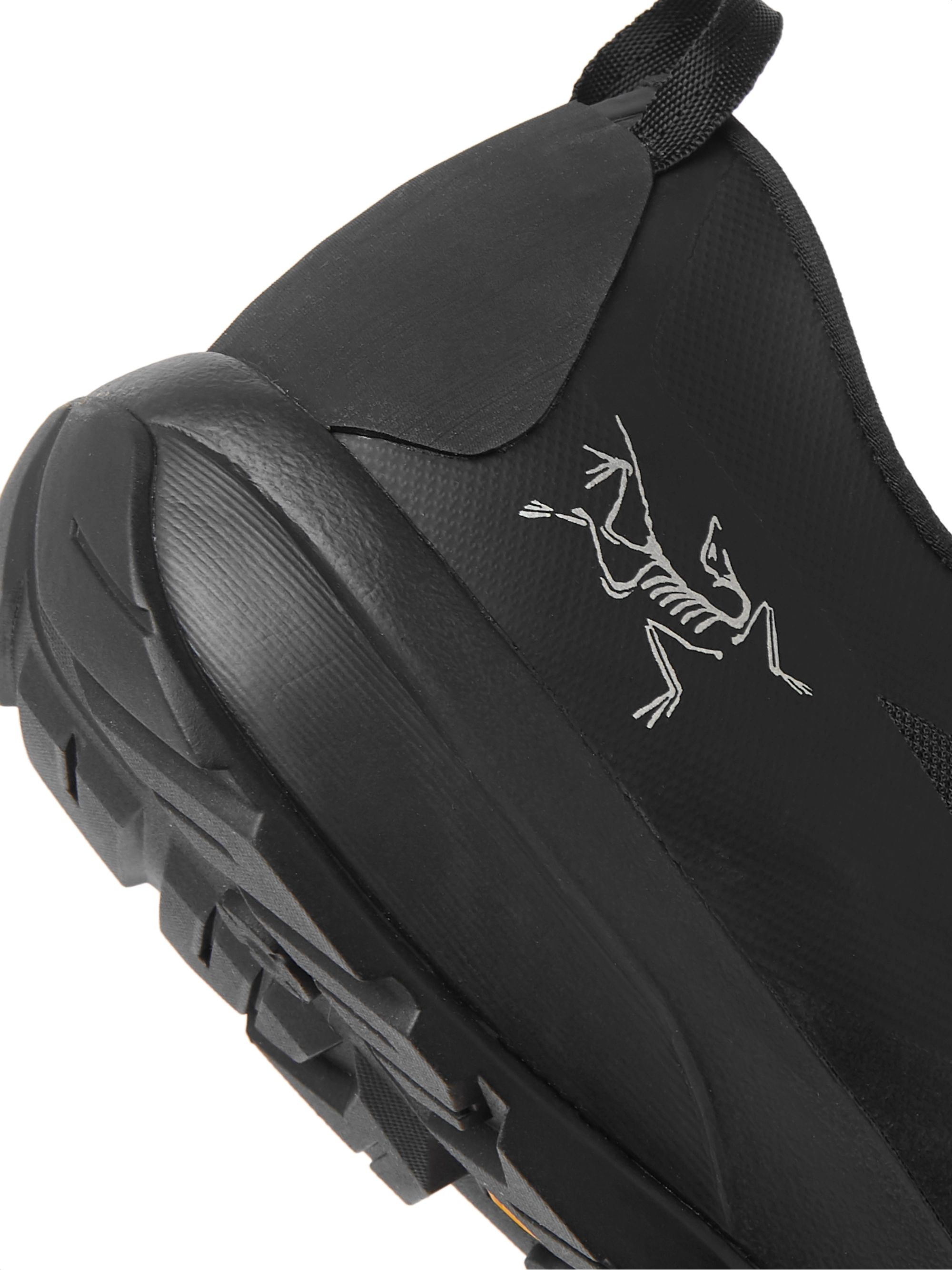 Arc'teryx Konseal LT Rubber-Timmed Mesh Hiking Sneakers