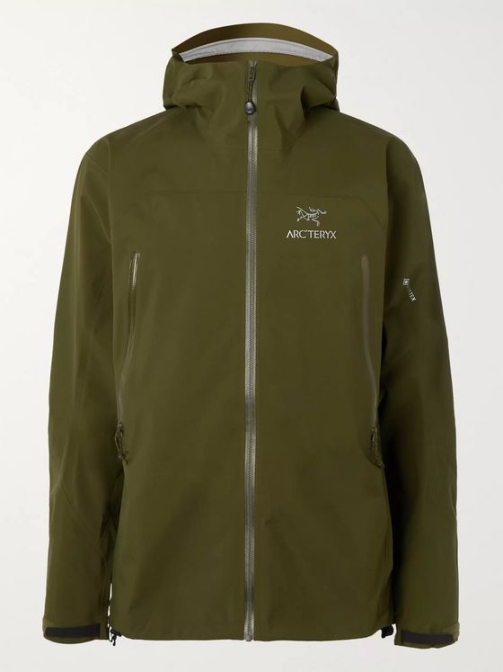 Arc'teryx Zeta AR GORE-TEX® Hooded Jacket