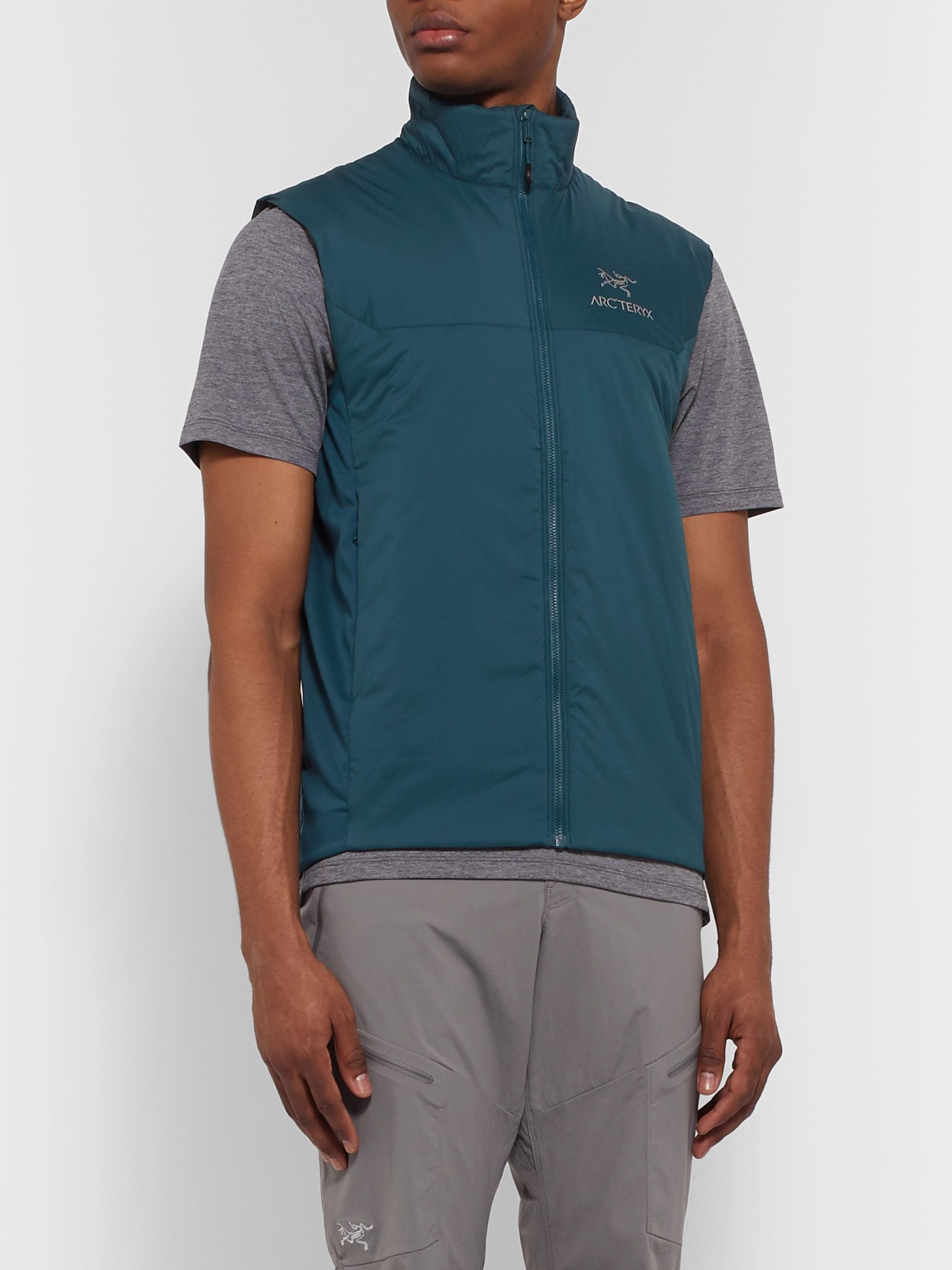 Arc'teryx Atom LT Slim-Fit Shell Gilet