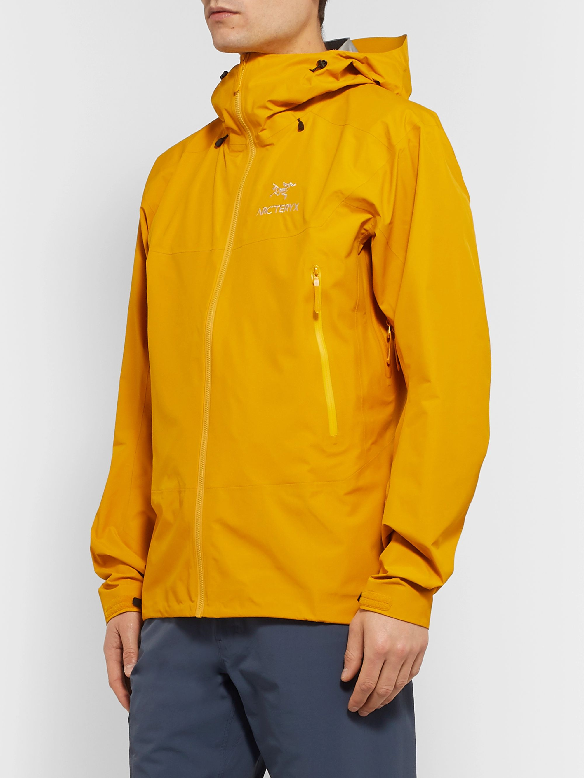 Arc'teryx Beta SL Hybrid GORE-TEX PACLITE PLUS Hooded Jacket