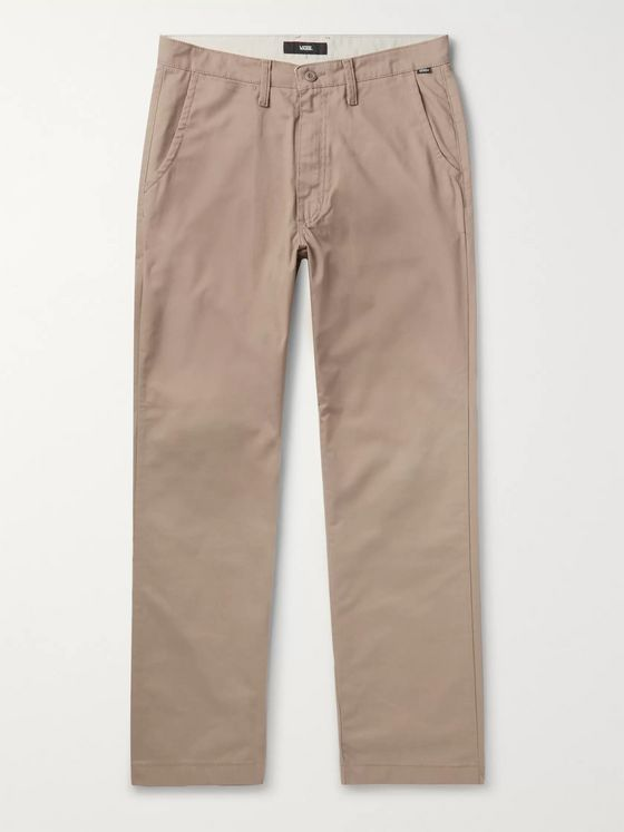 Vans Canvas Chinos