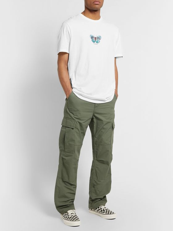 Vans Metamorphosis Printed Cotton-Jersey T-Shirt