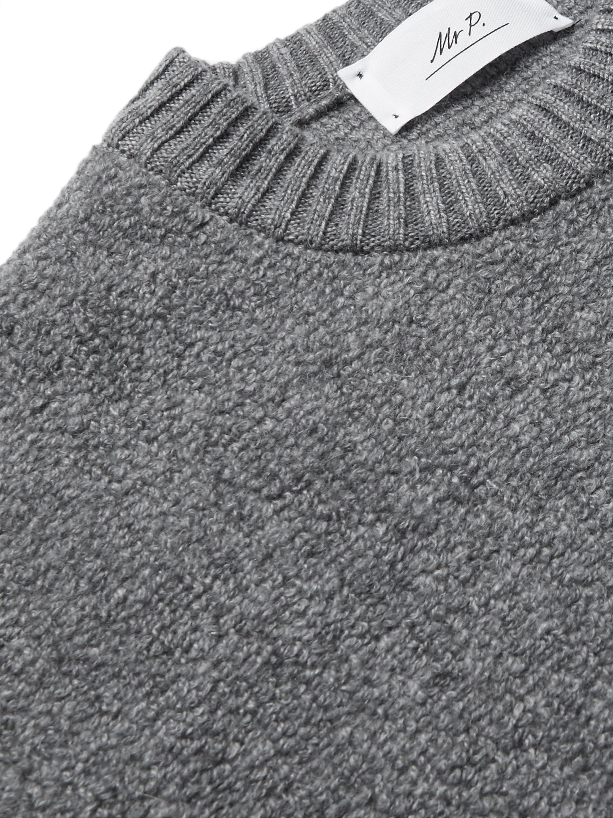 Mr P. Cashmere Sweater