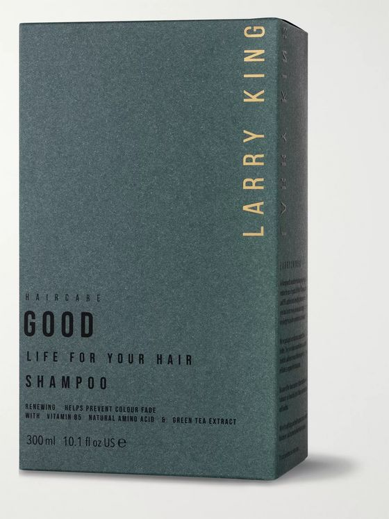 Larry King Good Life Shampoo, 300ml