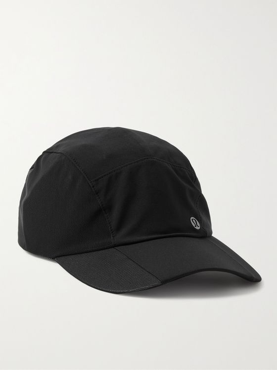 LULULEMON Fast and Free Panelled Elite and Mesh Baseball Cap