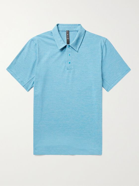LULULEMON Tech-Jersey Golf Polo Shirt