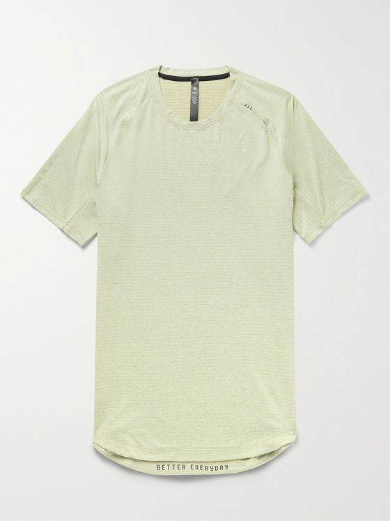LULULEMON Drysense Recycled Stretch-Jersey T-Shirt