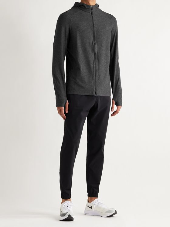 LULULEMON Surge Warm Mélange Rulu Zip-Up Hoodie