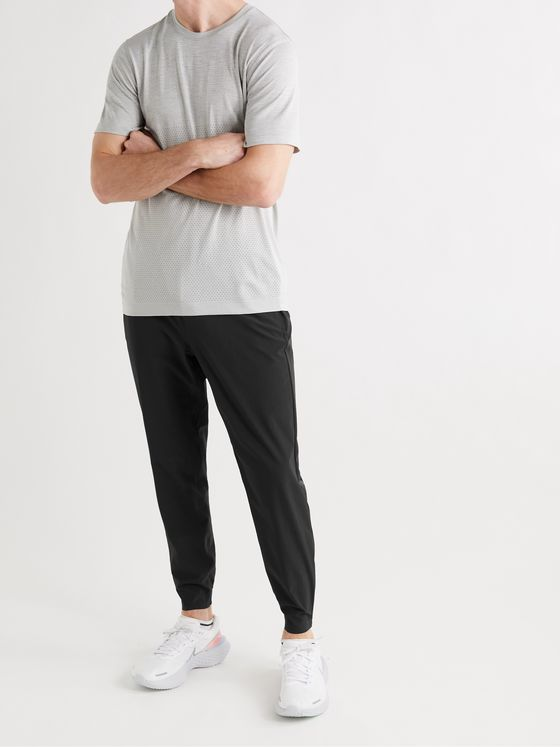 LULULEMON Fast & Free Tapered Stretch-Nylon Track Pants