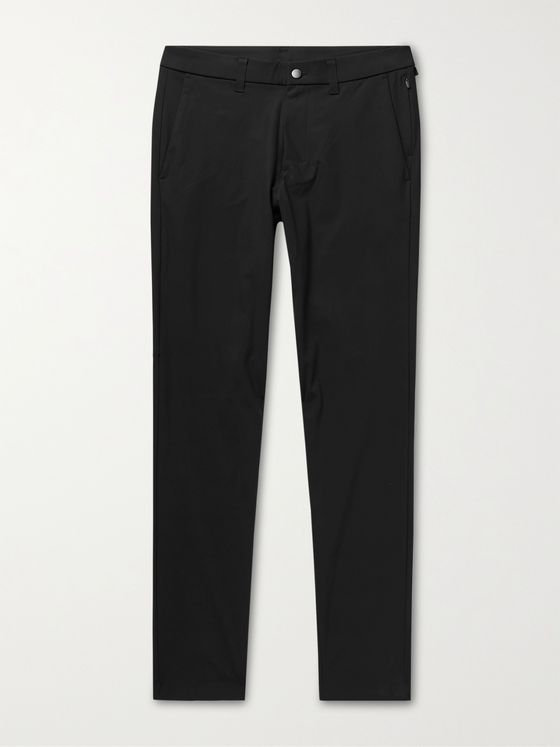 LULULEMON Commission Slim-Fit Warpstreme Golf Trousers