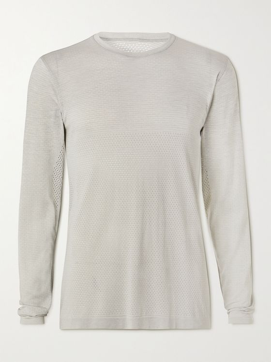 LULULEMON Metal Vent Breathe Mesh T-Shirt