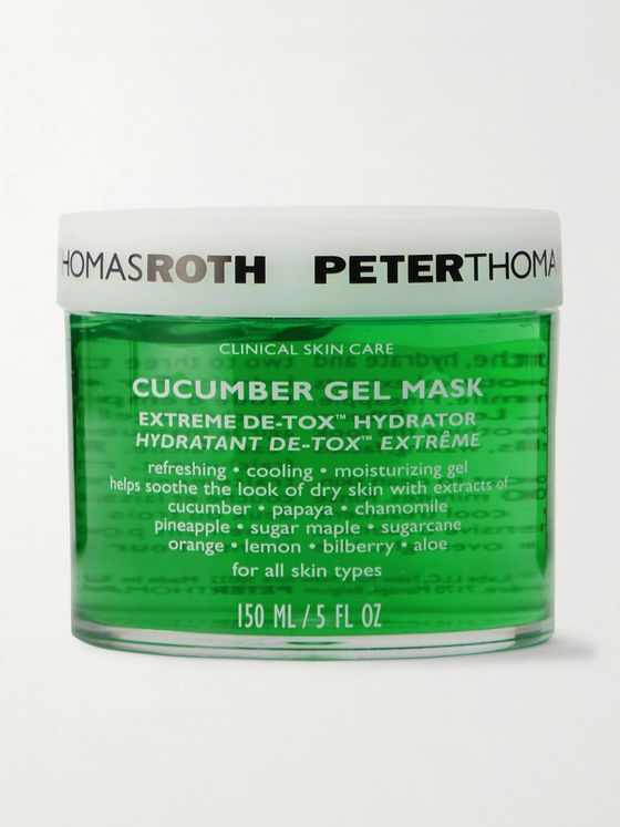 PETER THOMAS ROTH Cucumber Gel Mask Extreme De-Tox Hydrator, 150ml