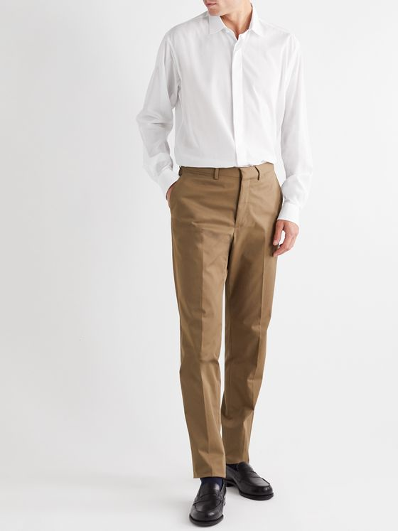 Caruso Cotton Shirt