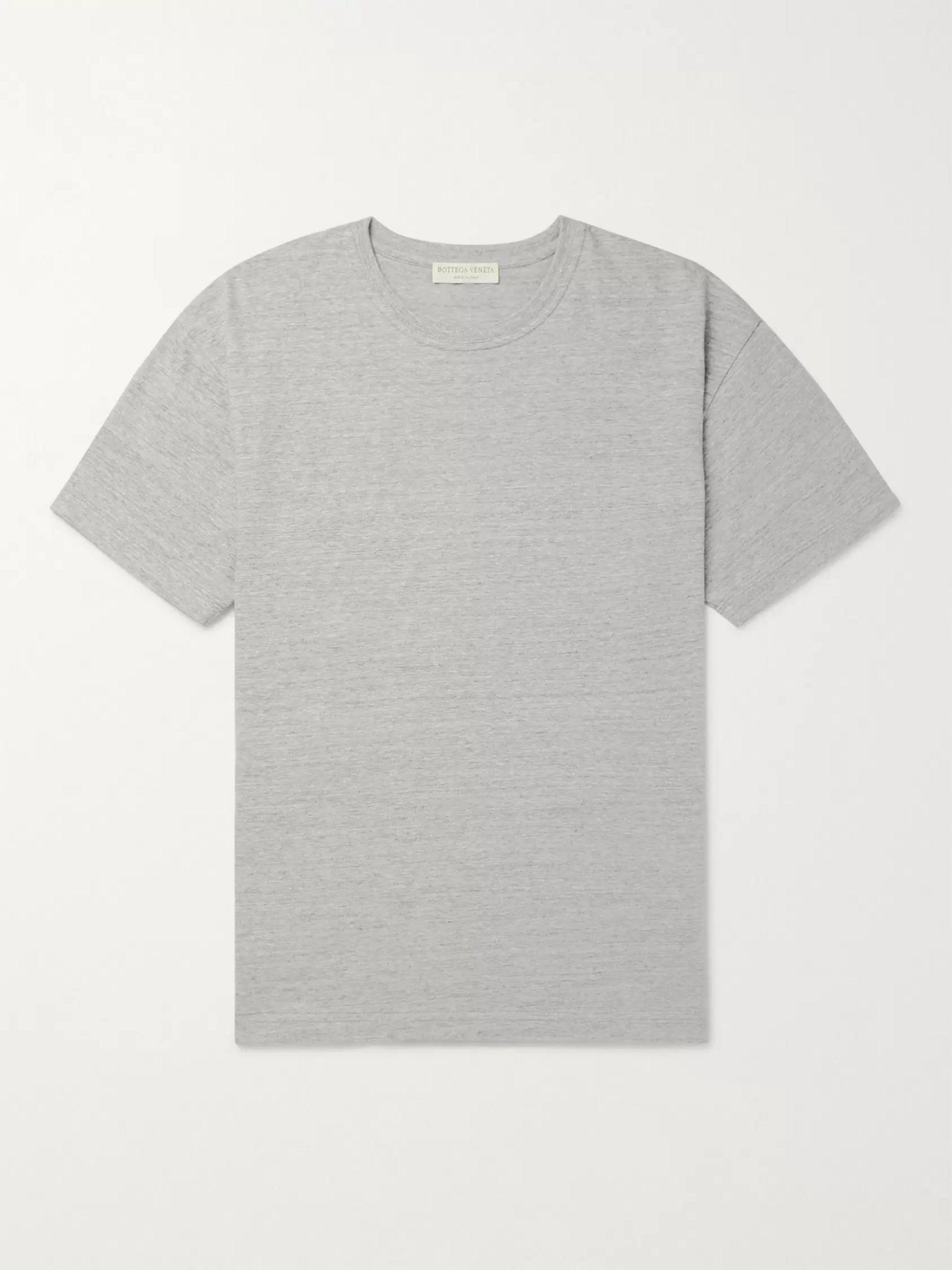 Cotton Jersey T Shirt