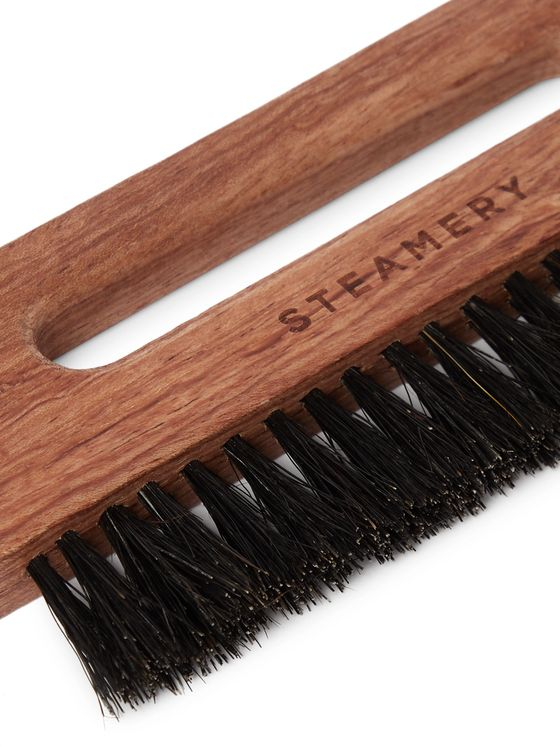Steamery Rosewood Pocket Brush