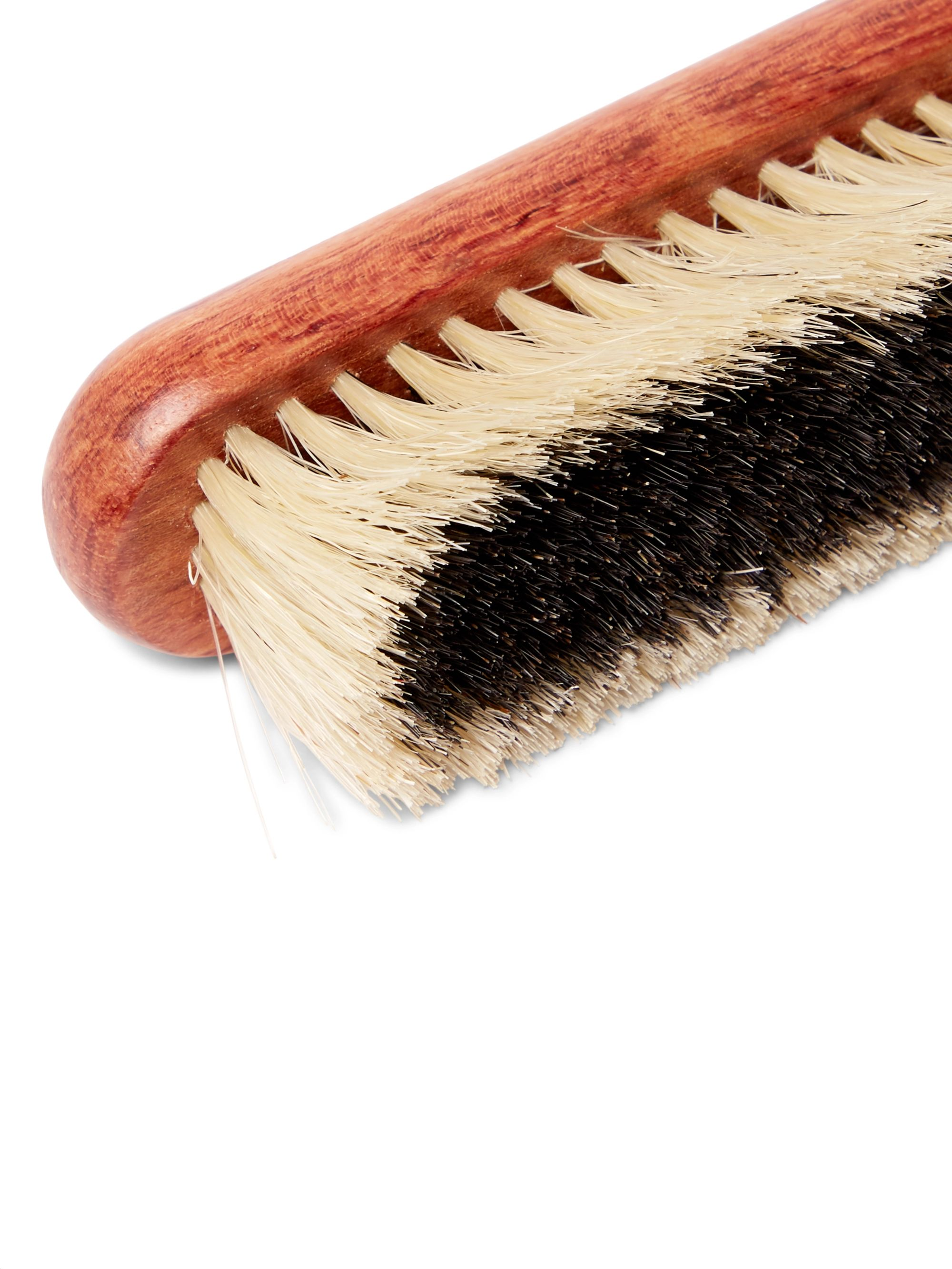 Steamery Rosewood Clothes Brush