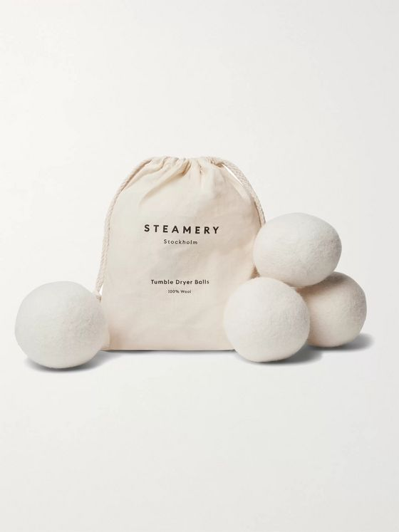 Steamery Set of Four Wool Drying Balls