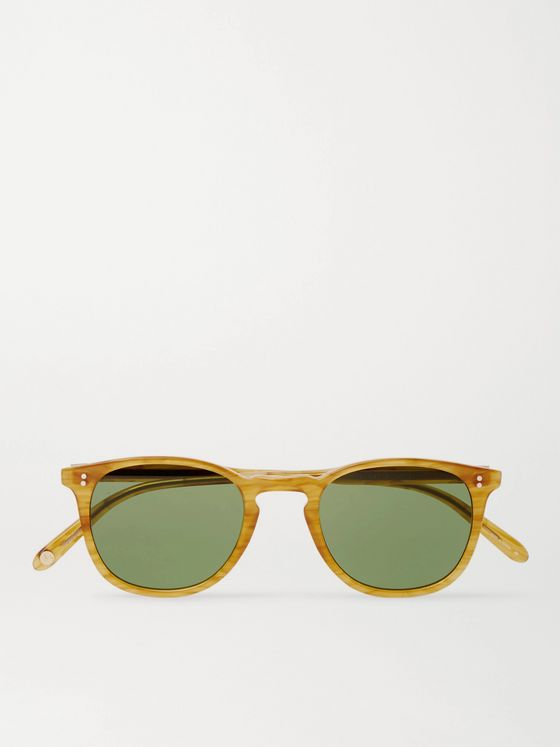 Garrett Leight California Optical Kinney 47 Square-Frame Acetate Sunglasses