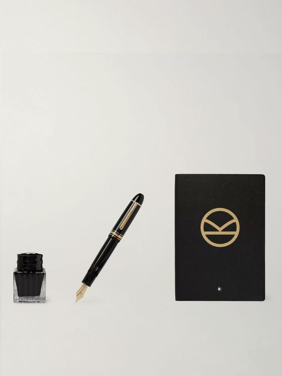 Kingsman + Montblanc Writing Set