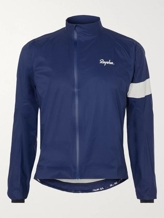 Rapha Core Rain II Nylon Cycling Jacket