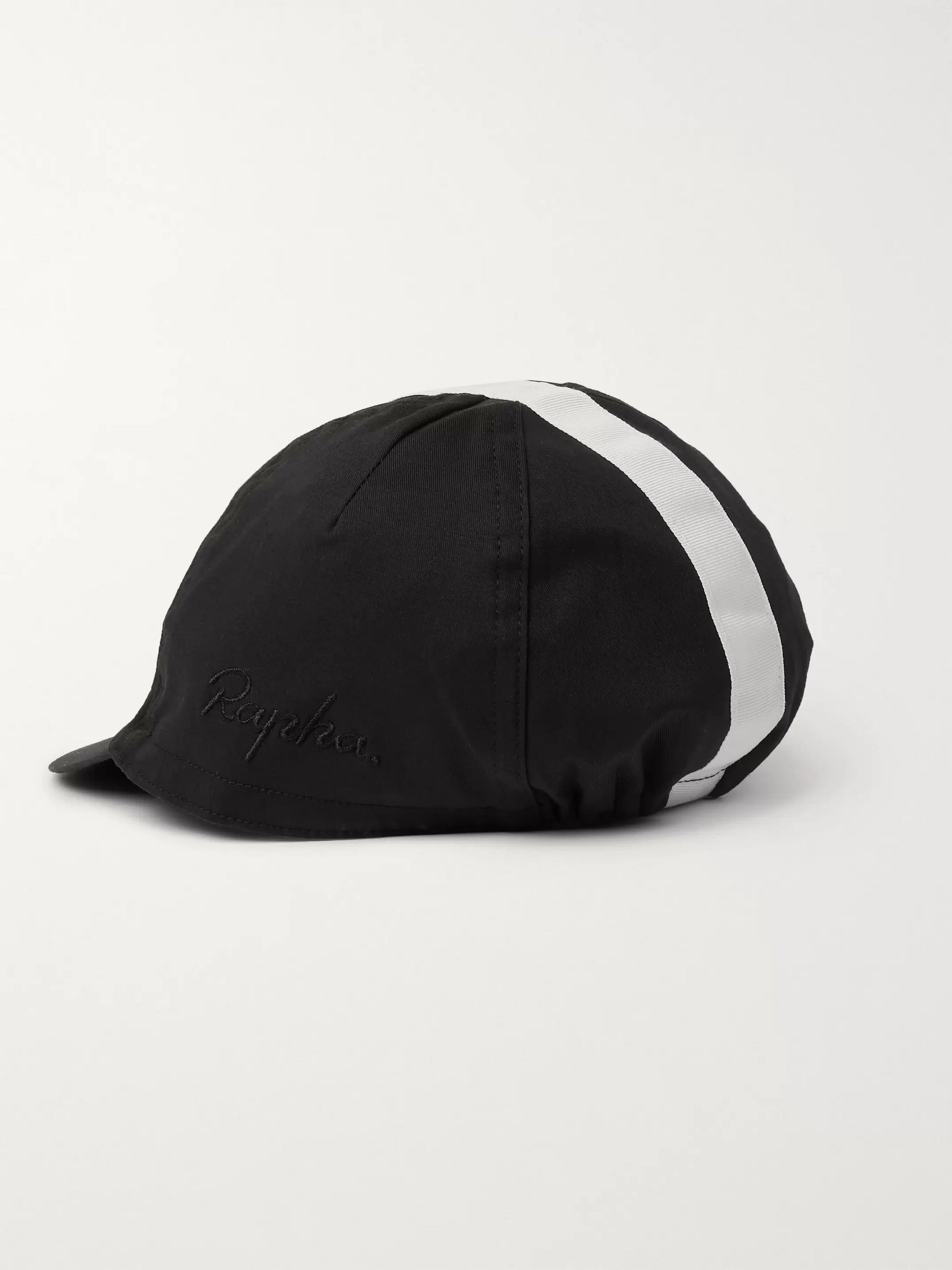 Rapha Grosgrain-Trimmed Stretch-Cotton Cycling Cap